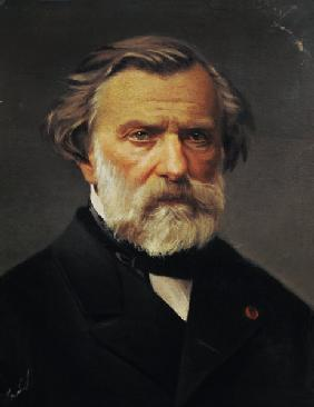 Ambroise Thomas (1811-96) previously thought to be Guiseppe Verdi