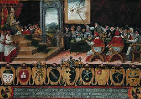 Discussion of the Reform of the Calendar under Pope Gregory XIII (1502-85) replaced by the Gregorian