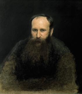 Portrait of Vasili Vasilievich Vereshchagin