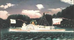 Steamship 'Syracuse'