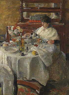 The oyster eater