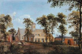 Goudesteyn Castle on the Vecht