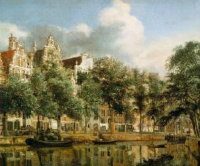 The Herengracht, Amsterdam
