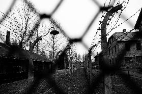 Behind the fences - Auschwitz I