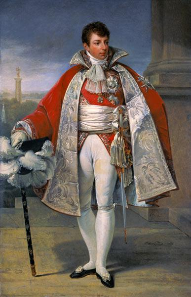 Geraud-Christophe-Michel Duroc (1772-1813) Duke of Frioul