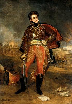 Portrait of General Francois Fournier-Sarvoleze (1773-1827)