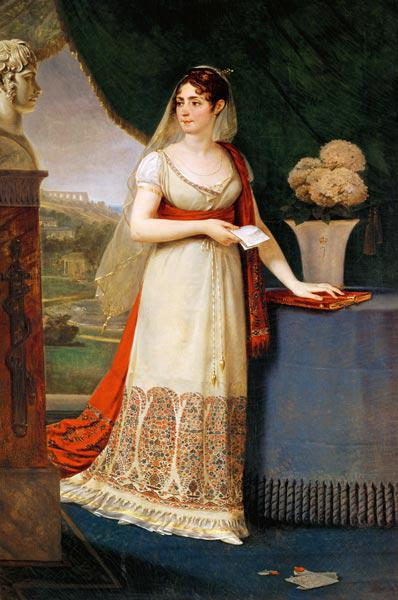 Josephine Tasher de la Pagerie (1763-1814) Empress of France