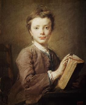 A Boy with a Book