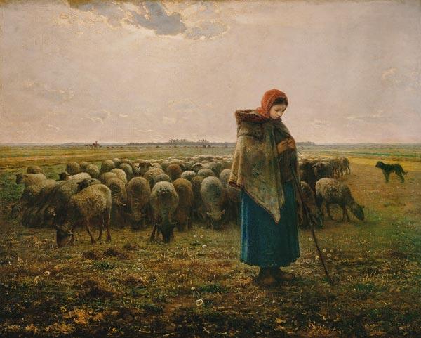 Resultado de imagen de Jean-François Millet,
