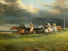 The derby in Epsom