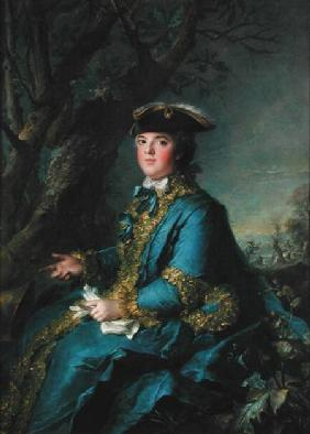Louise-Elisabeth de France (1729-59) Infanta of Spain, then Duchess of Parma