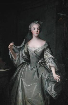 Madame Sophie de France (1734-82) as a Vestal Virgin