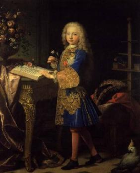 Charles III (1716-88) as a Child