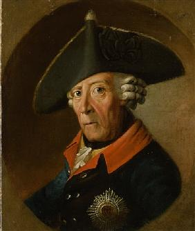 Franke, J.H.C. : Frederick II the Great of ...
