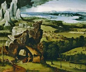 Landscape with St. Jerome