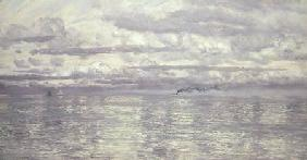 A Pearly Summer Seascape