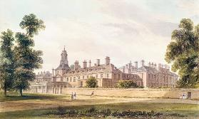 The South-West view of Kensington Palace
