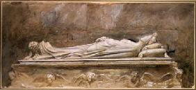 The Tomb of Ilaria del Carretto Guinigi, Lucca Cathedral  on