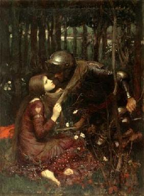 La Belle Dame Sans Merci (from a poem by Keats)