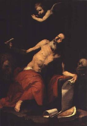 St. Jerome Hears the Last Trumpet