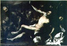 The Martyrdom of St. Bartholomew
