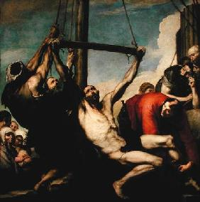 The Martyrdom of St. Philip