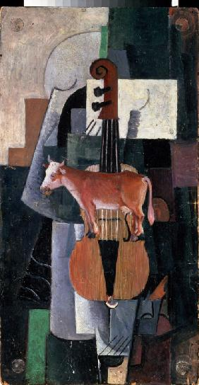 Cow and Violin
