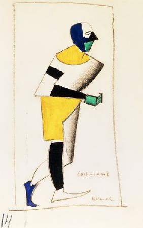 Malevich / The Athlete