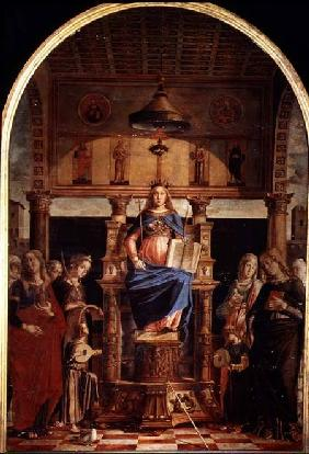 Santa Veneranda Altarpiece (panel)