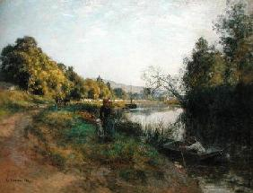 The Banks of the Marne, Return of the Fisherman