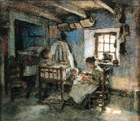 Domestic Interior, Wissant