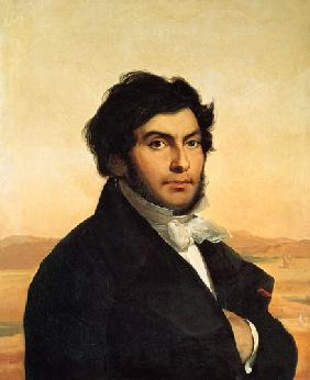 Portrait of Jean-Francois Champollion (1790-1832)