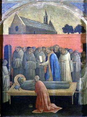 The Death of St. Francis