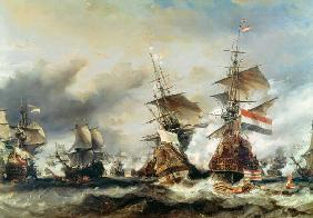 The Battle of Texel