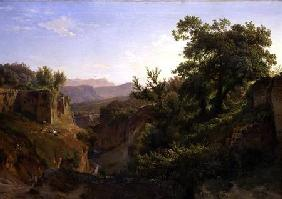 A Valley near Sorrento