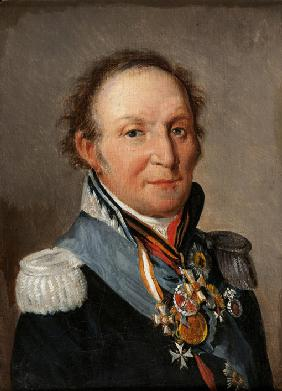 Portrait of Field Marshal Count Ludwig Adolf Peter of Sayn-Wittgenstein-Ludwigsburg (1769-1843)