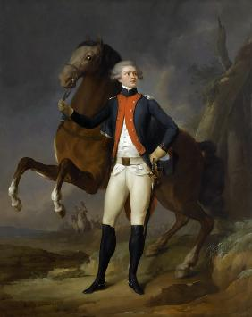 Portrait of Gilbert Motier the Marquis De La Fayette (1757-1834)
