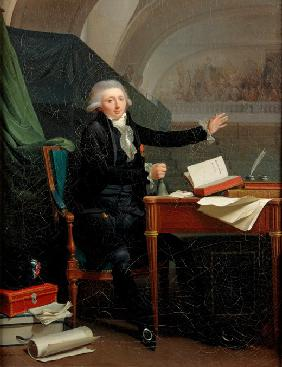 Portrait of Jan Anthony d'Averhoult (1756-1792)