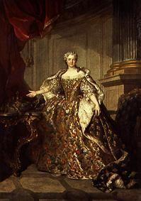 Marie Lecszinska, queen of France