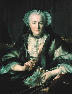 Portrait of Madame Dange