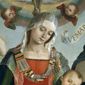 Head of Mary