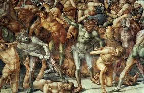 Hell, from the Last Judgement