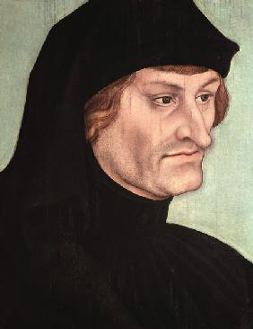 Portrait of Rudolf Agricola (1444-85)