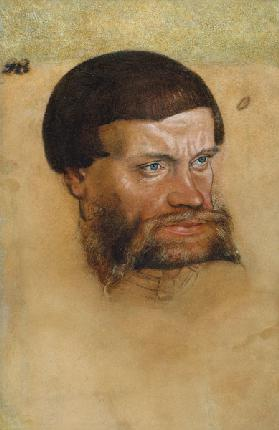 Portrait thought to be of John the Steadfast, Elector of Saxony