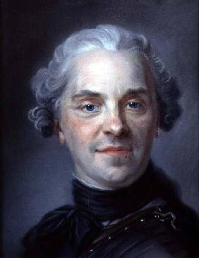 Portrait of Maurice
