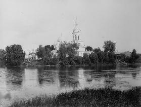The Saviour Cathedral (the Old Fair Cathedral) in Nizhny Novgorod