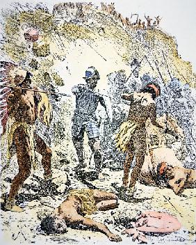 The Pueblo Indian Revolt of 1680