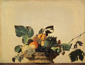 Basket of Fruit 1596/97