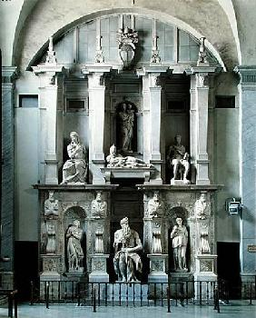 Tomb of Pope Julius II (1453-1513)
