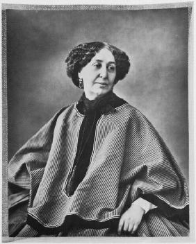 Portrait of George Sand (1804-1876)